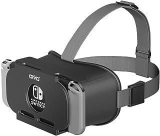 VR Labo for Nintendo Switch, OIVO 3D Labo Virtual Reality Glasses Headset for YouTube & Super Smash Bros. & Zelda & Super ...