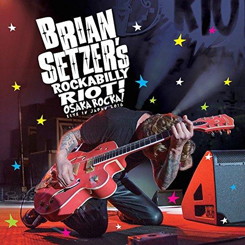 Rockabilly Riot: Osaka Rocka / Live in Japan 2016 (Blu-Ray/CD) [Reino Unido]...