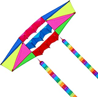 Besra Huge 98inch Single Line 3D Radar Kite with Flying Tools 2.5m Power Box Kites with 2..