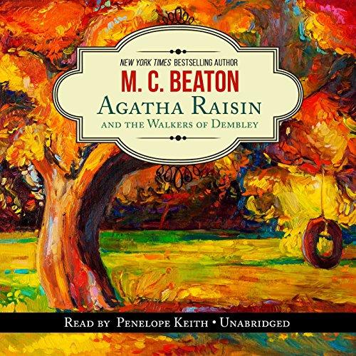 Bargain Audio Book - Agatha Raisin and the Walkers of Dembley