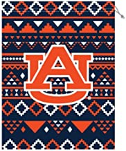 NCAA Auburn Tigers Aztec Laundry Bag