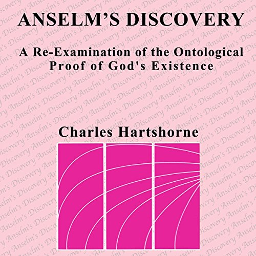Anselm's Discovery audiobook cover art