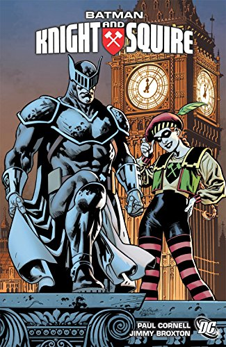 Batman Knight And Squire TP by Jimmy Braxton (Artist), Paul Cornell (1-Jul-2011) Paperback