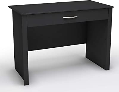 South Shore Work ID Desk-Pure Black