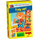 HABA My Very First Games Tidy Up! - A Cooperative Organizing Game for...