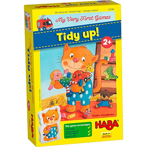 HABA My Very First Games Tidy Up! -...