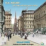 Les Cinq Concertos Pour Violon (1994)