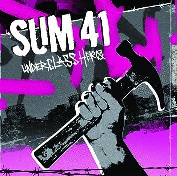 Underclass Hero (3 track single)