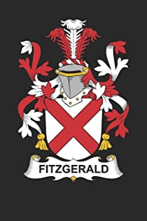fitzgerald crest of arms