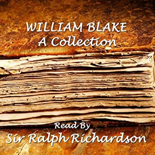 William Blake cover art