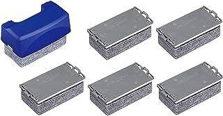 コクヨ めくれるホワイトボード用イレーザー[メクリーナ16]+専用替えシート5個 RA-32+RA-R32×5個 2種6個組み