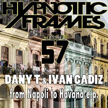 From Napoli To Havana E.p.