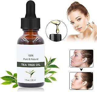 Aceite esencial de árbol de té 30ml, Aceite de acné