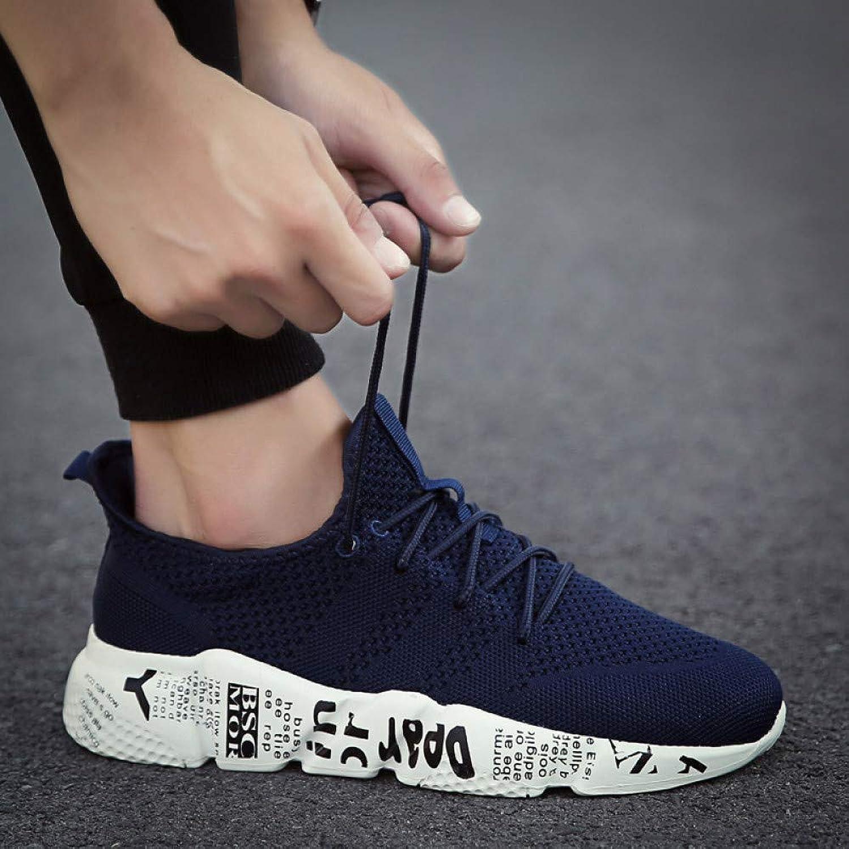 WDDGPZYDX Men shoes Fashion Mens Casual shoes Tenis shoes for Men Spring Summer Flats Male shoes Sneakers Men Size 39-48