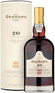 Grahams 20 Year Old Tawny Port 75cl