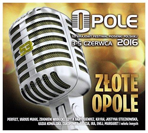 ZĹote Opole - Opole 2016 [2CD]