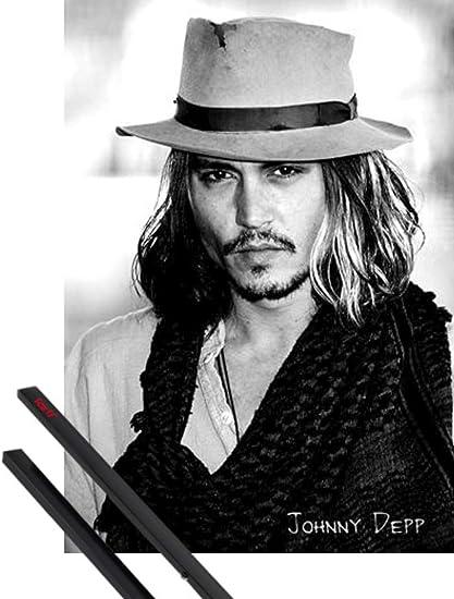 Johnny Depp Long Hair