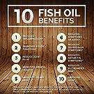 Omegaboost Omega-3 Fish Oil (120 Capsules - 1250mg – Softgel) Lemon Flavored #3