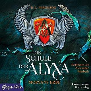 Morvans Erbe     Die Schule der Alyxa 2              Autor:                                                                                                                                 R. L. Ferguson                               Sprecher:                                                                                                                                 Alexander Merbeth                      Spieldauer: 4 Std. und 9 Min.     6 Bewertungen     Gesamt 4,3