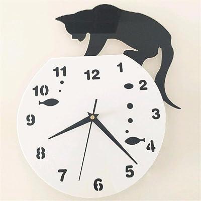 Komo Stylish Classic Quartz Large Wall Clock Non Ticking Silent creative personalized wall clock stylish living