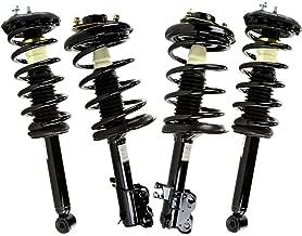 Prime Choice Auto Parts SUSPKG142 Set of 4 Complete Strut Assemblies