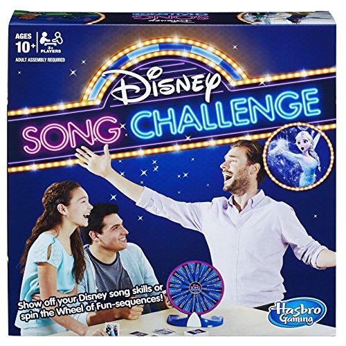 Hasbro Gaming e1872102Disney Lied Challenge Spiel