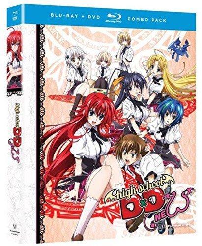 High School DxD New - The Series [Blu ray] [Blu-ray]