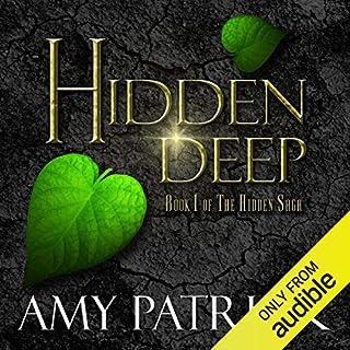 Hidden Deep audiobook cover art