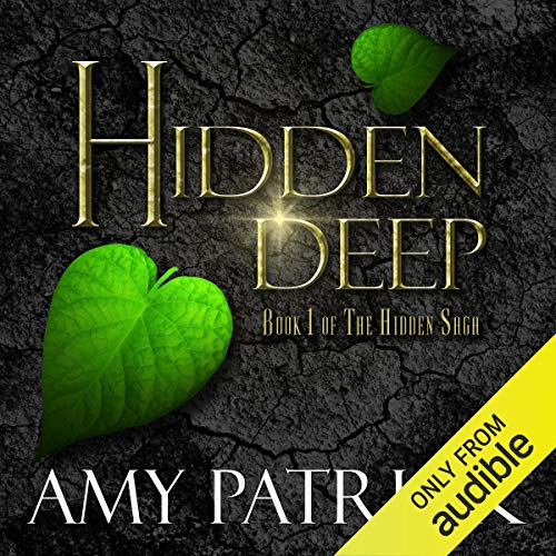 Hidden Deep audiobook cover art