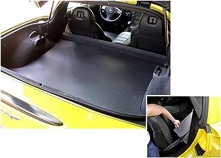 Corvette Rear Cargo BLOCKIT Sound Deadening System : 2005-2013 C6 Coupe