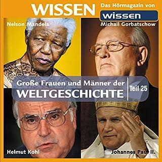 Große Frauen und Männer der Weltgeschichte (Teil 25) Titelbild