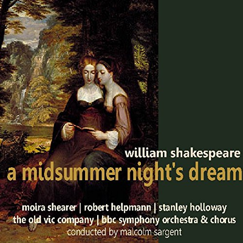 A Midsummer Night's Dream (Dramatised) audiobook cover art