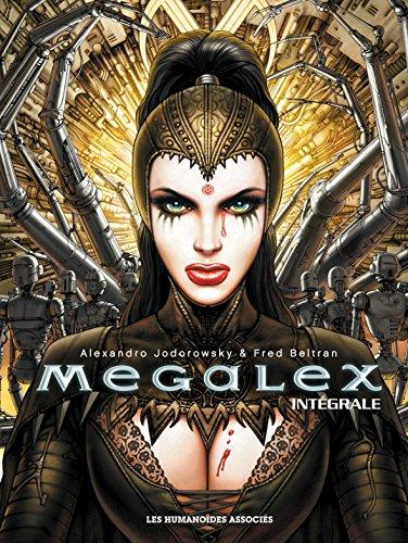Megalex - Intégrale numérique (French Edition)