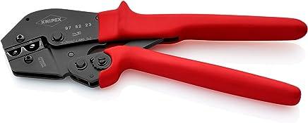 Knipex 97 52 23 – Crimpzange auch für Zweihandbedienung B000ZECELO | Gewinnen Sie hoch geschätzt