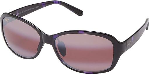 Purple Tortoise/Maui Rose