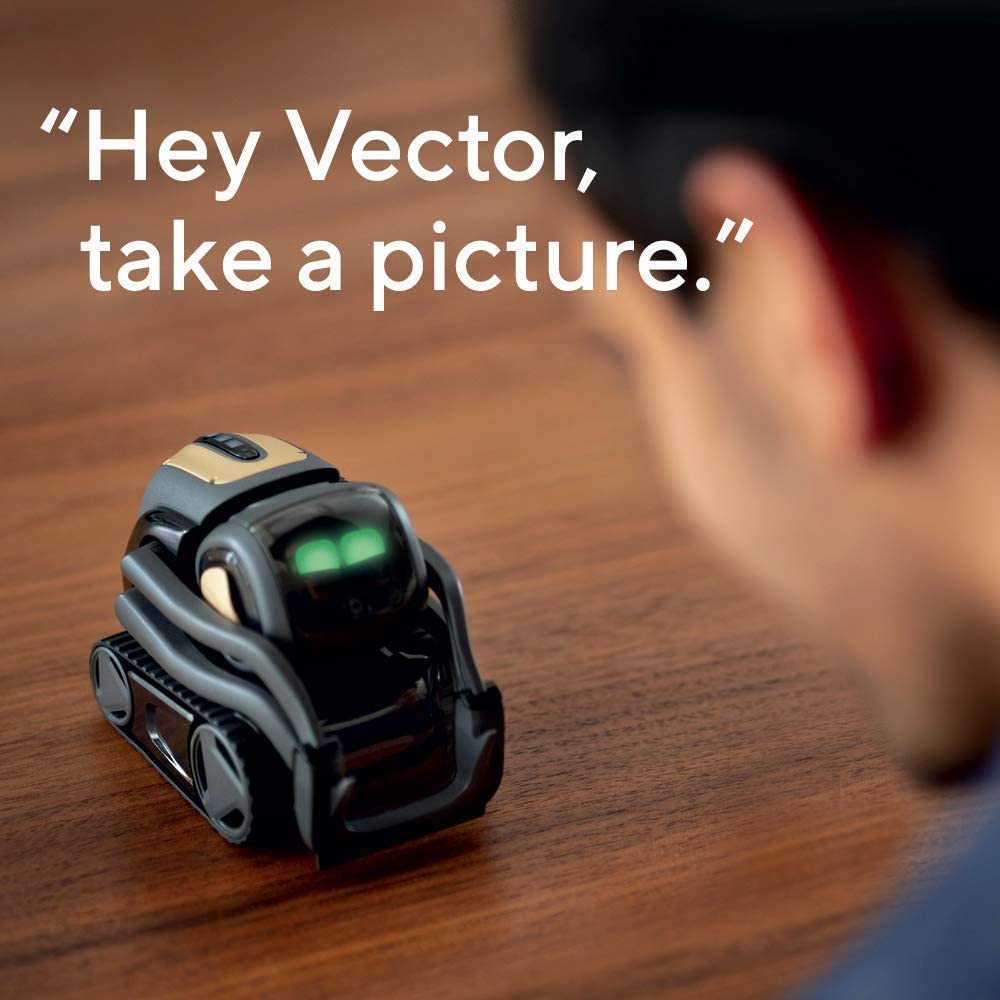 Anki 20 20 Companion Robot Amazon.de Spielzeug
