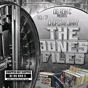 Jones Files Vol. 1 (Chopped Not Slopped)