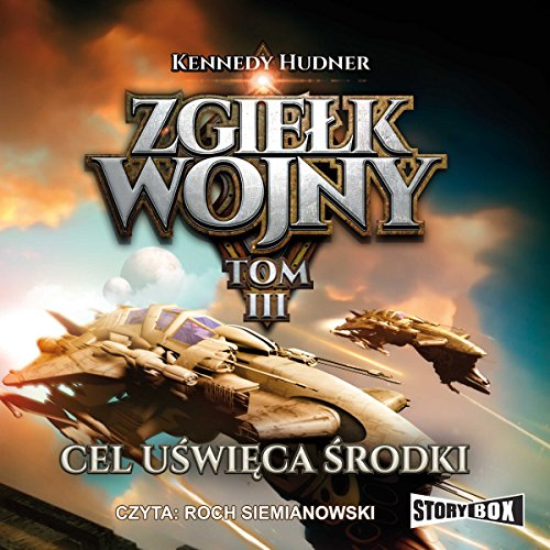 Cel uswieca srodki audiobook cover art