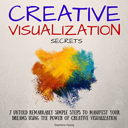 Creative Visualization Secrets audiobook cover art