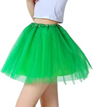 Amazon.es: falda tutu - Verde