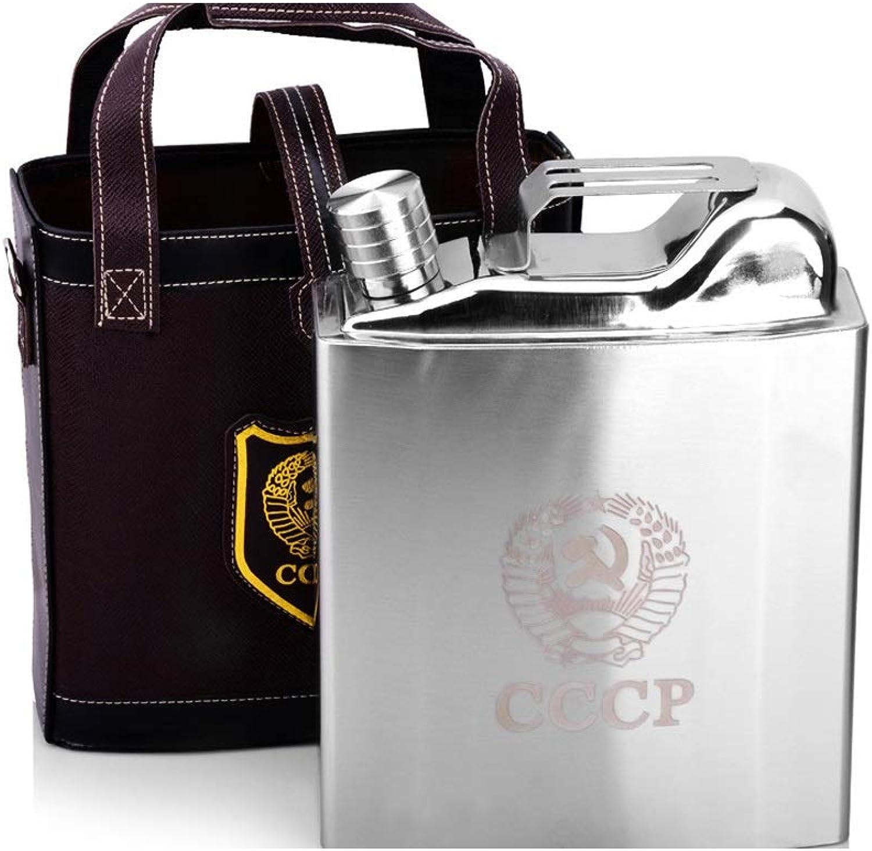 barato en línea Tongboshi Jarra Whisky clásica de Acero Inoxidable, Inoxidable, Inoxidable, 900 g, 1000 g, 1050 g (Capacity   88 Ounces)  hasta un 70% de descuento