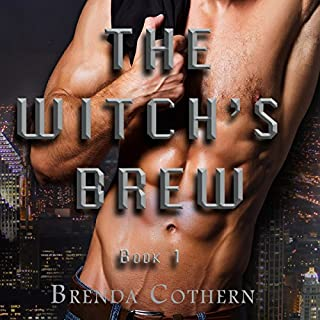 The Witch's Brew audiobook cover art
