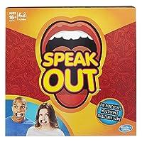 Hasbro Speak Out Game [並行輸入品]