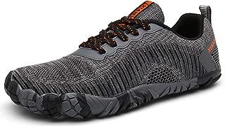XIANV Men Women Trail Running Barefoot Shoes Gym Walking Trail Beach Lightweight Hiking Water Shoes Athletic Slip-On Shoes