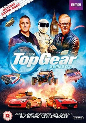 Top Gear - Series 23 [3 DVDs] [UK Import]