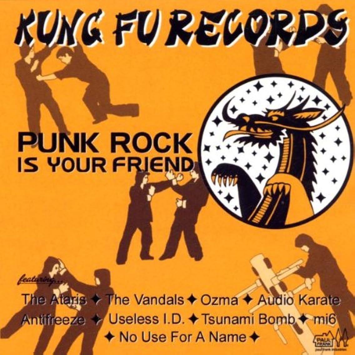 Punk Rock is Your Friend - Sampler #3