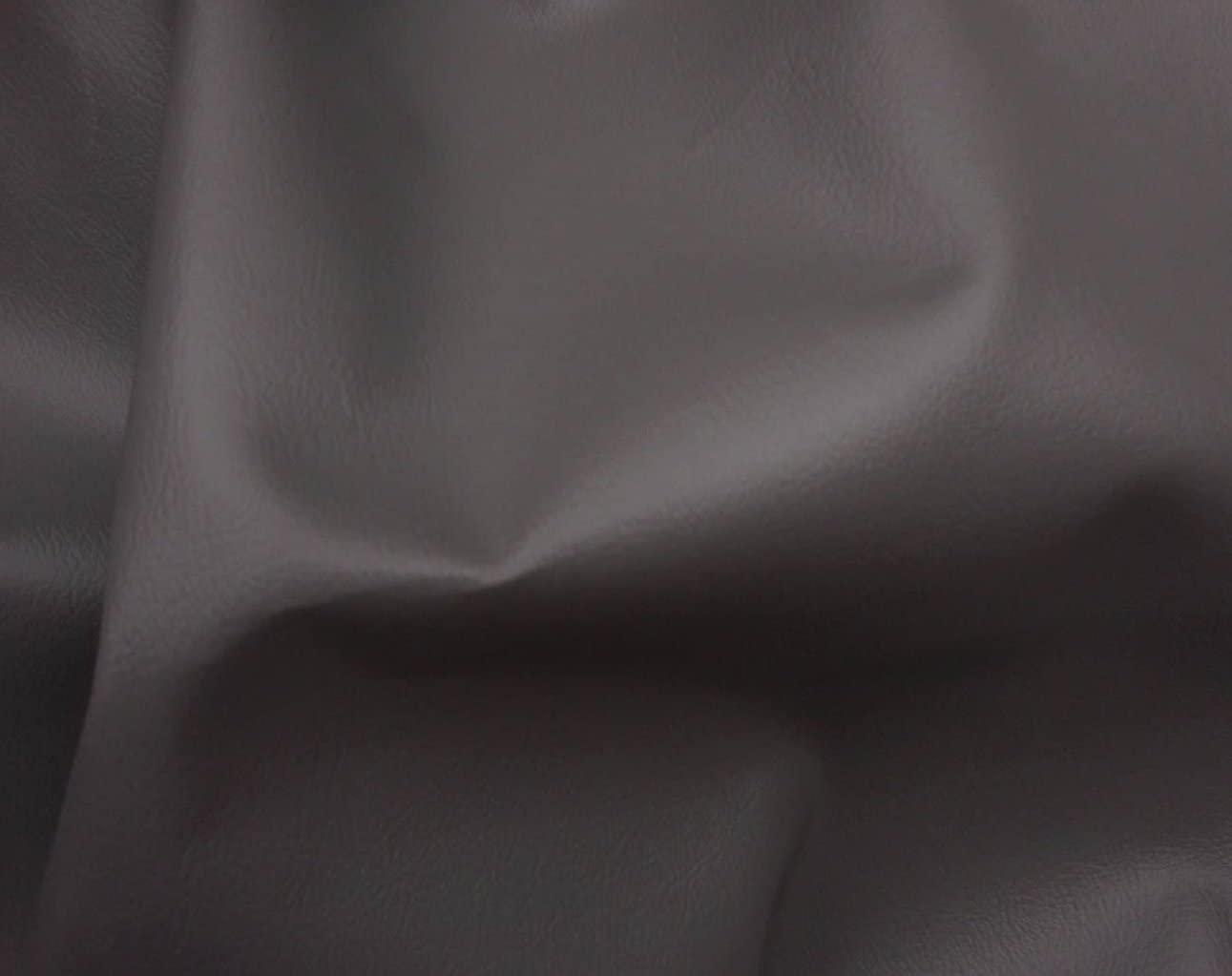 55 Wide Silver Soft Skin  Faux vinyl upholsteryclothing pvc fabric by the yard shipped roll not folded
