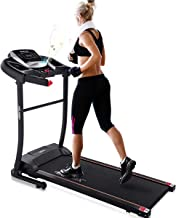 Merax Electric Folding Treadmill – Easy Assembly Fitness Motorized Running Jogging..