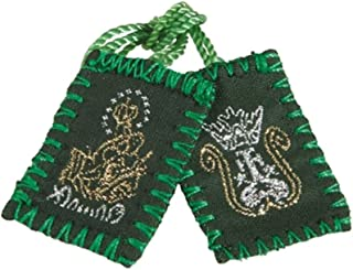 green scapular for conversion