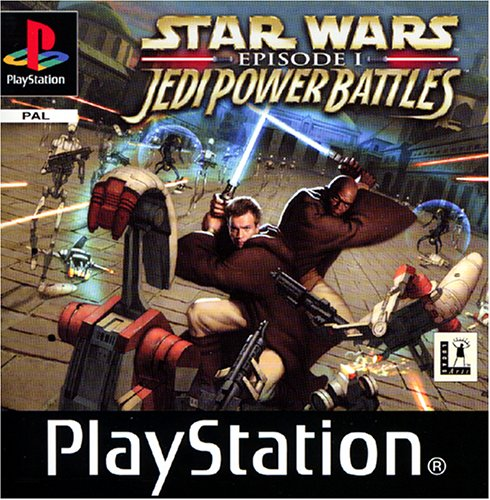 Star Wars Episode 1 - Jedi Power Battles [Edizione: Germania]